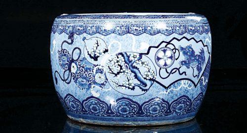 Porcellana a fiori blu – 青 花 瓷    Qīng Huā Cí