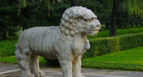 La storia di Shi Shi che mangiò dieci leoni